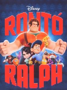 Rontó Ralph teljes mesefilm