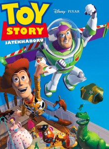 Toy Story – Játékháború online mesefilm