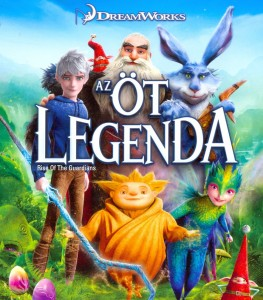 Az öt legenda teljes mesefilm