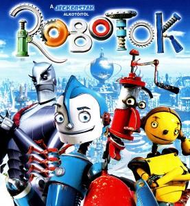 Robotok online mesefilm