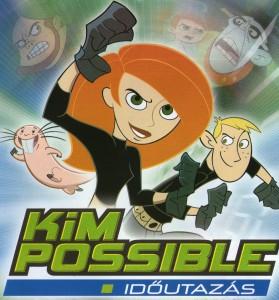 Kim Possible - Időutazás teljes mesefilm