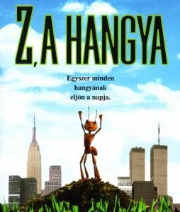 Z, a hangya teljes mesefilm