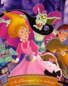 A hercegnő és a kobold online mese