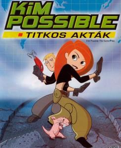 Kim Possible - Titkos akták online mesefilm